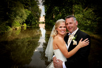 Katie & Gary, St Peter's Earley & Warbrook House