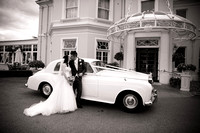 Charlotte & Ben, St Andrew's Sonning & Phyllis Court Club, Henley