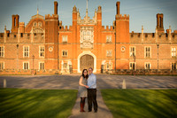 Rachel & Mark, Hampton Court