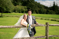 Amy & Dave, Oakley Hall