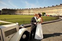 Anna & Christian, Assembly Rooms, Bath & Priston Mill, Somerset
