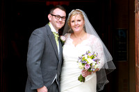 Sinead & Shaun, Holy Family Catholic Church, Reigate & Zinnia Gardens, Banstead