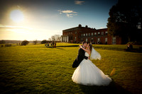 Steph & David, St Michaels Heckfield & Highfield Park