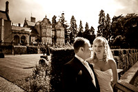 Kathryn & Alan, Tylney Hall