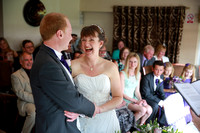 Ali & James, Mill House Hotel