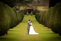Sophie & Adam, The Elvetham Hotel