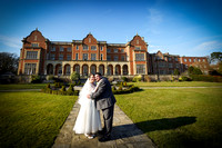 Laura & Jamie, Easthampstead Park